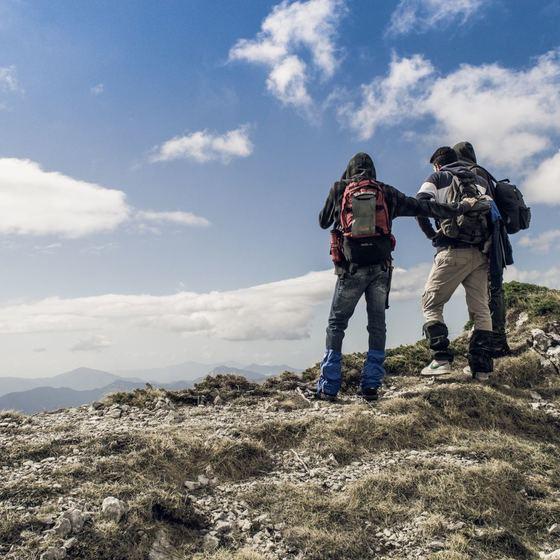 ハイキング・登山部
